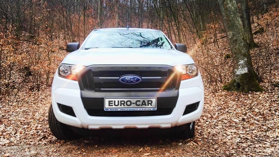 Pojawil Sie Nowy Ford Ranger W Salonie Euro Car Gdynia Polnocna Tv
