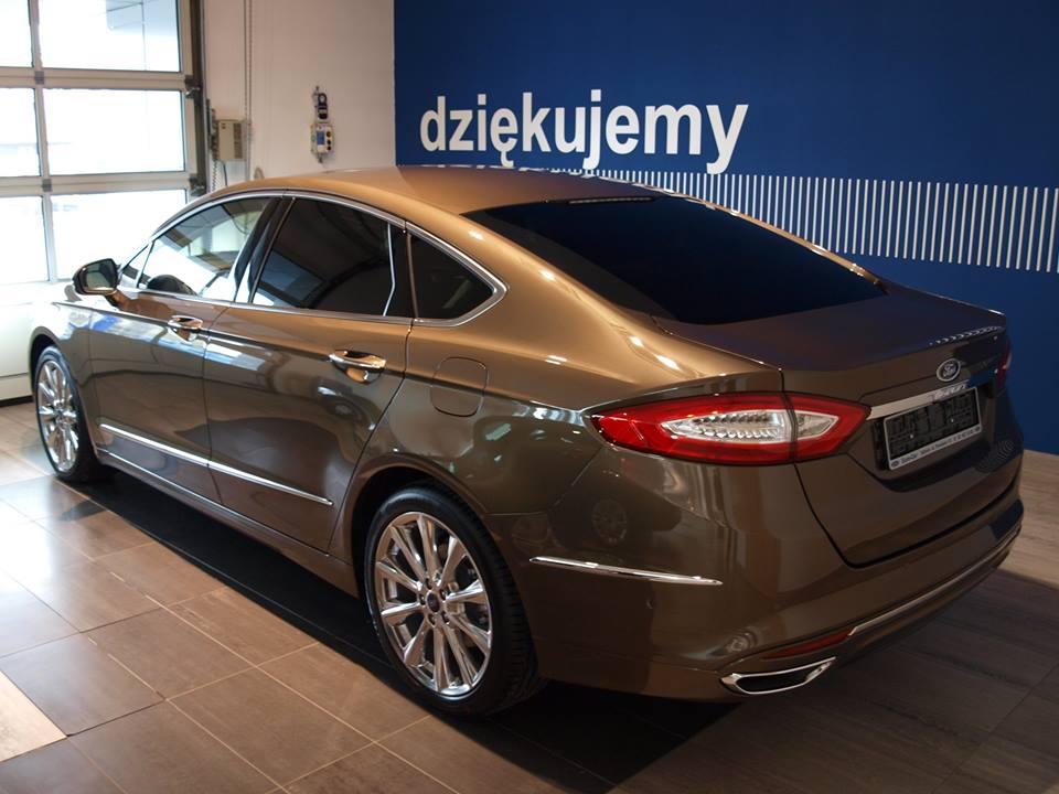 Ford Vignale W Trojmiescie Tak W Salonie Euro Car Gdynia Polnocna Tv