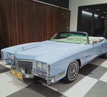 Cadillac Eldorgado z salonu B&W Partners ze Straszyna