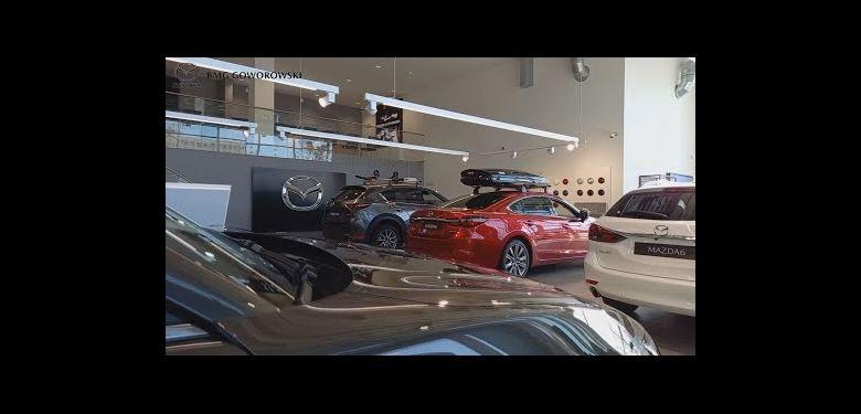 Embedded thumbnail for Wyprzedaże w salonach Mazda BMG Goworowski