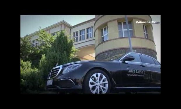Embedded thumbnail for Mercedes E-Klasa z salonu BMG Goworowski