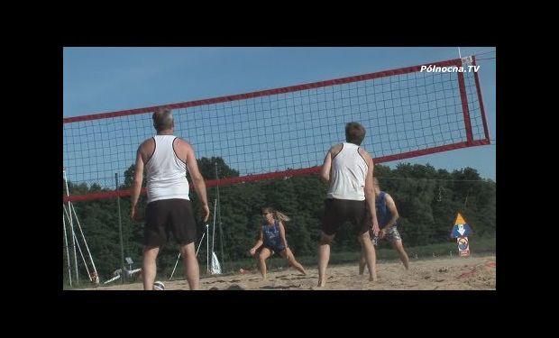 Embedded thumbnail for I Turniej Siatkówki Plażowej o Puchar Wójta Gminy Kolbudy