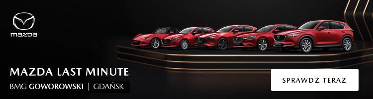 Reklama Mazda